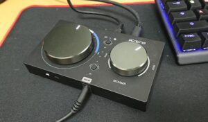 MixAmp本体