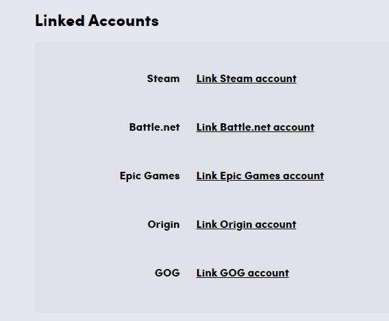 LINK画面