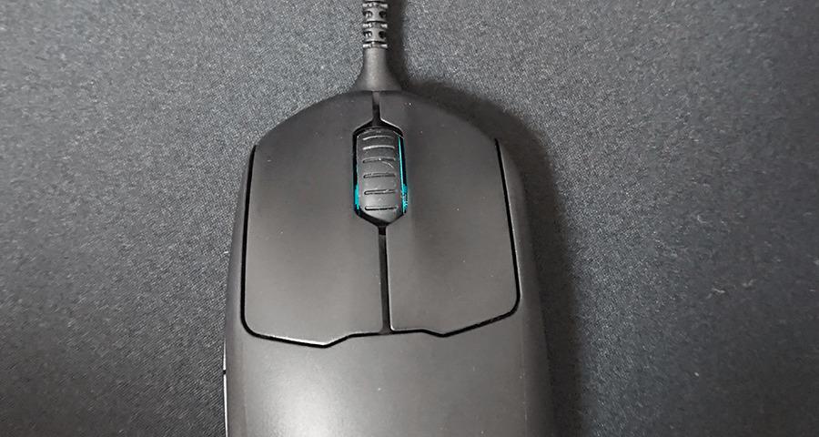 Primeの左右ボタン
