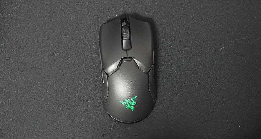 Viper Ultimate 上面