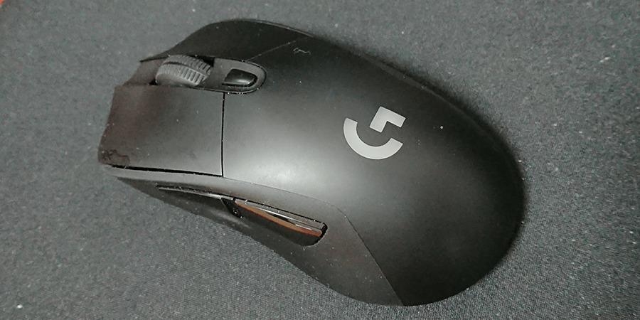 ロジクール G703h