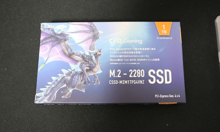 CFD販売 PG4VNZシリーズ 1TB